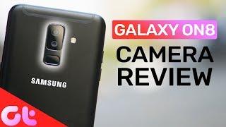 Samsung Galaxy On8 Camera Review: Good Enough?
