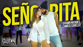 Señorita - Shawn Mendes ft. Camila Cabello (COREOGRAFIA) Cleiton Oliveira / IG: @CLEITONRIOSWAG