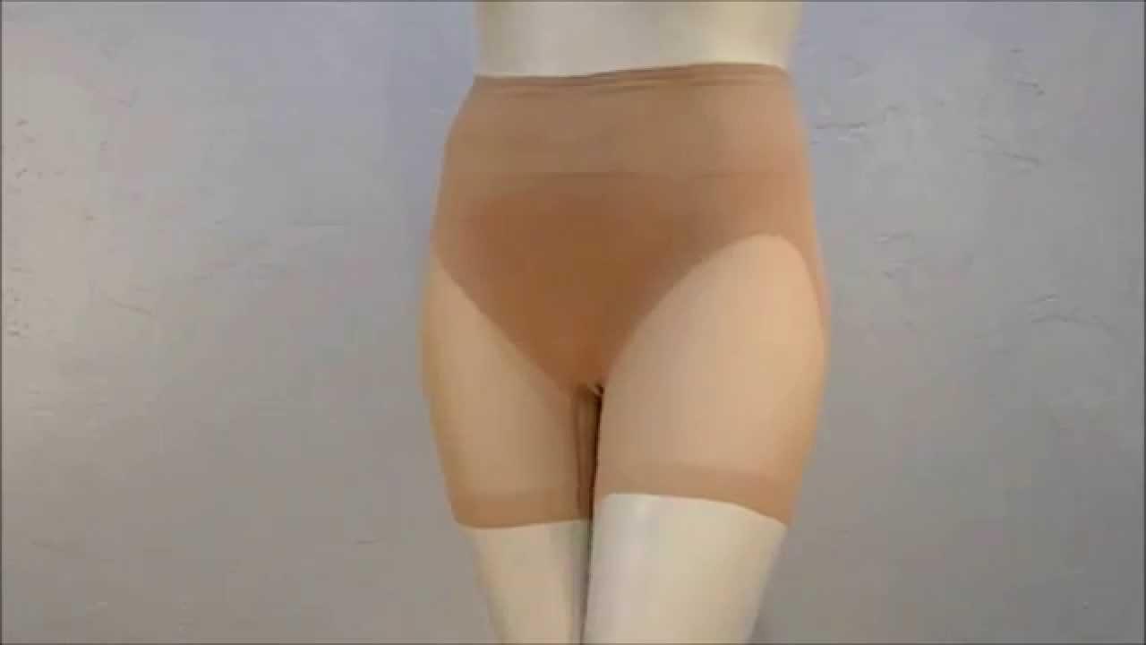 5834038b208 Style 2776 - Miraclesuit® Sexy Sheer Shaping Rear Lifting Boy Short 360  Shapewear Video