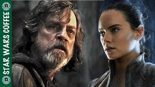 Luke Knew Who Rey Was Before She Got to Ahch-To!