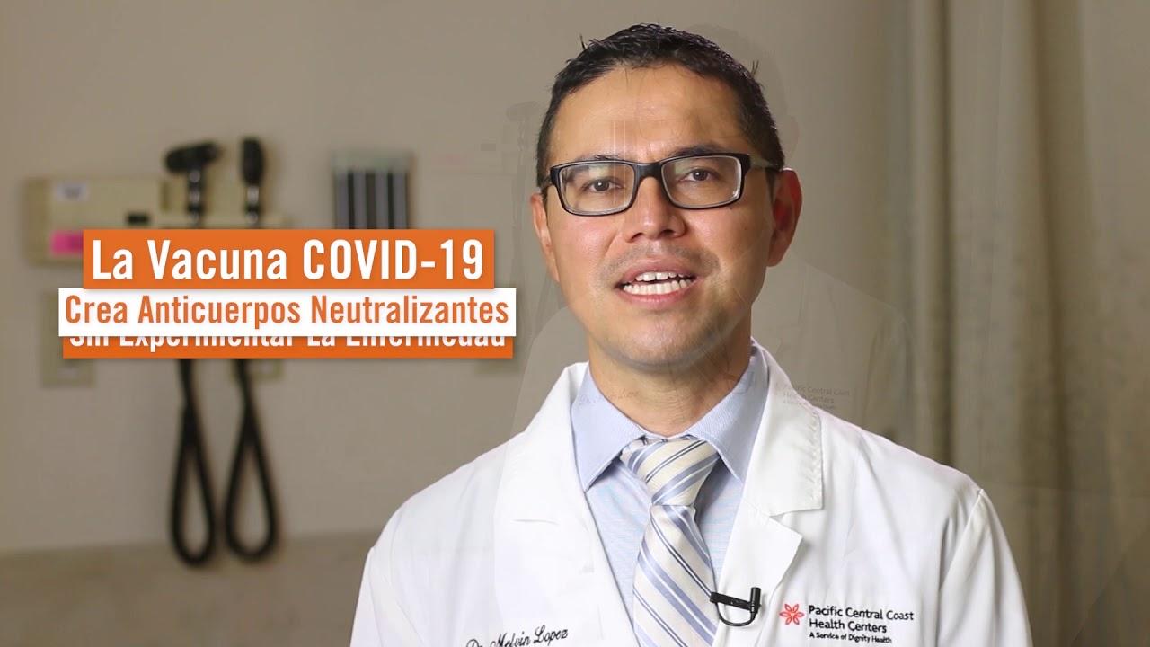 Dignity Health nos alienta a vacunarnos contra COVID-19! Oiga el mensaje en Mixteco!