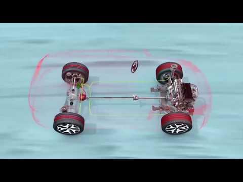 KIA Sportage: Tracción AWD que anticipa la condición del terreno.