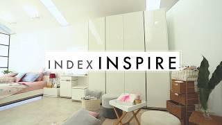 Index channel |EP.2| Index InSpire – แต่งห้องนอนสไตล์พาสเทลป๊อปกับ ฝ้าย-เอมิสา! thumbnail