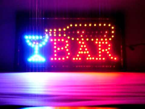 Led bar sign youtube led bar sign aloadofball Image collections