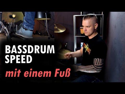 BASSDRUM SPEED mit
