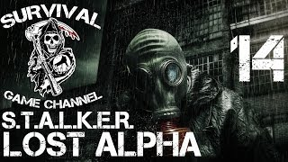 УНИЧТОЖАЕМ ВЕРТОЛЕТЫ — S.T.A.L.K.E.R.: Lost Alpha прохождение [1080p] Часть 14