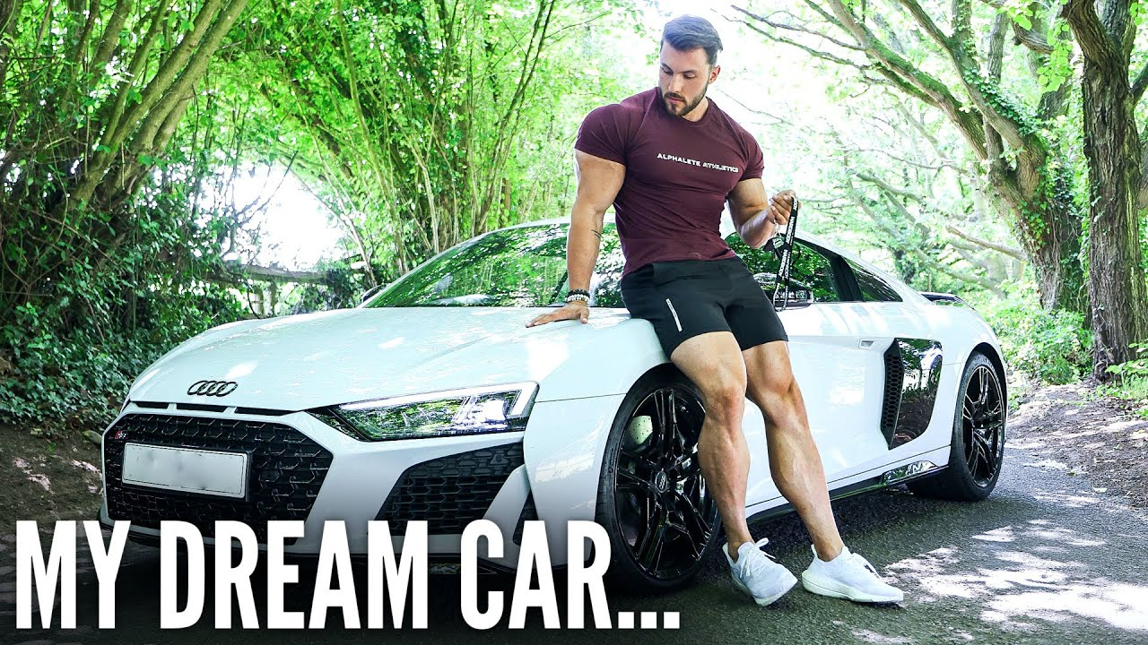 BUYING MY DREAM CAR AUDI R8 V10 PERFORMANCE AT 24 YEARS OLD...