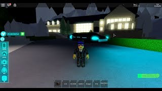 Roblox, Sunset City, Traditional Mansion, (Tye_7) Tour