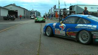 ALMS Road America - 2011 | Paddock, warm-up and race