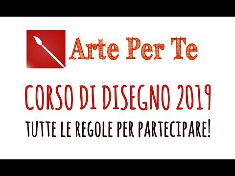 Corso Di Disegno Arte Per Te.Corso Di Disegno 2019 2020
