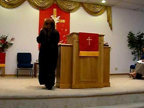 Pastora Nancy Torres: Haz por DIOS