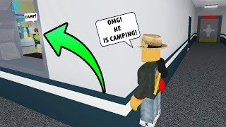 WOW! THE BEAST ALWAYS DOES THIS! (Roblox Flee The Facility)