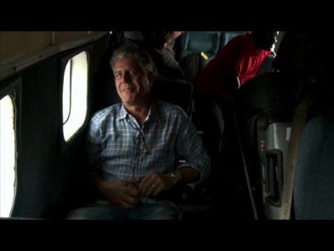 Anthony Bourdain (finally) travels to Congo