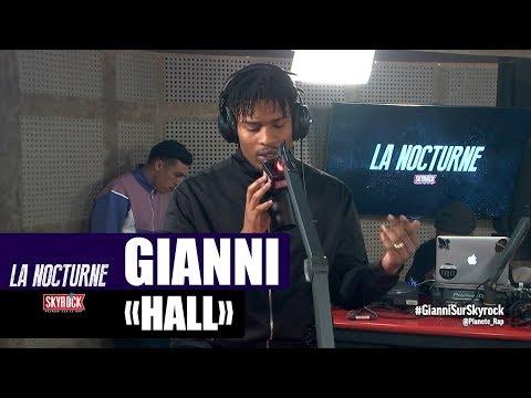 Youtube: Gianni«Hall» en live #LaNocturne