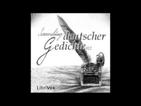 Sammlung Deutscher Gedichte 012 - 17/20. Das Gewitter Von Gustav Schwab