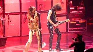 "Aerosmith - Crazy [""Siemens"" arena, Vilnius, 2014-05-21]"