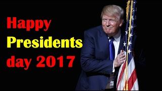 Presidents day 2017! happy ...