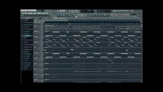 Mannie Fresh -  Real Big (FL Studio) Remake