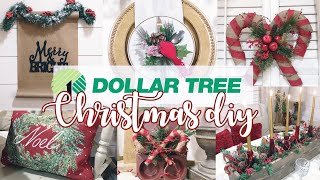 DOLLAR STORE CHRISTMAS DIY🎄