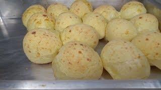 Como Fazer Pão de Queijo Super Prático Igual de Padaria