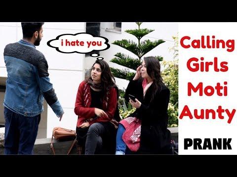 CALLING GIRLS Moti