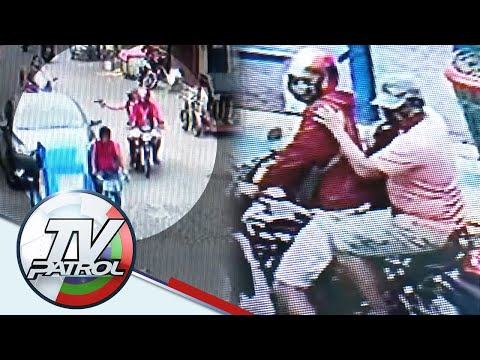 Manila parking bureau official patay sa pamamaril | TV Patrol