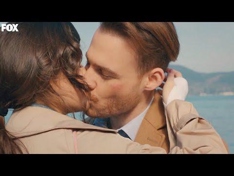 ВСЕ ПОЦЕЛУИИ💋 СЕРКАН И ЭДА❤️ {1 - 38 серии}😍 kiss Eda & Serkan