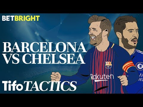 Can Chelsea Stop Barcelona? | Champions League Tactics