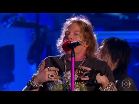 Guns N Roses Rock in Rio 2017 Complete Show Pt.1