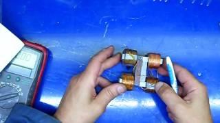 Мотор колесо Шкондина усовершенствованный 2в одном -Чудо мотор -15 ч