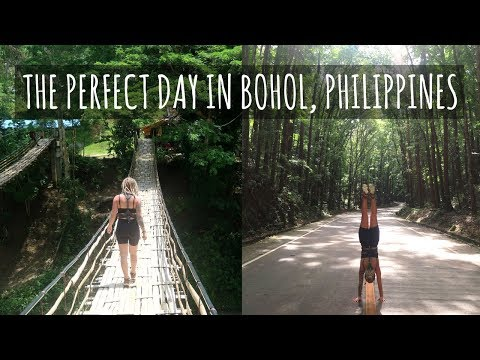 A DAY EXPLORING // THINGS TO DO IN BOHOL, THE PHILIPPINES