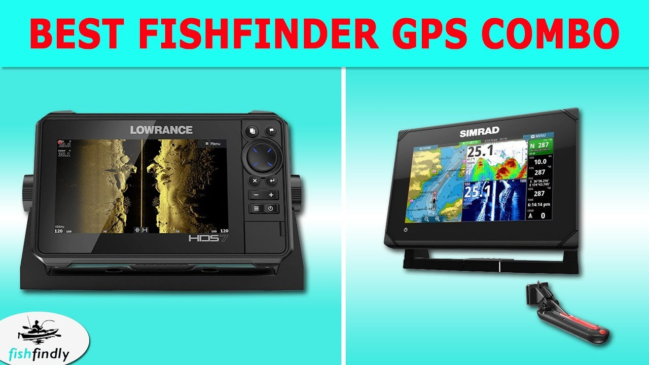 Best Fish Finder 2020.Best Fishfinder Gps Combo In 2020 The Best Combo With Exclusive Products