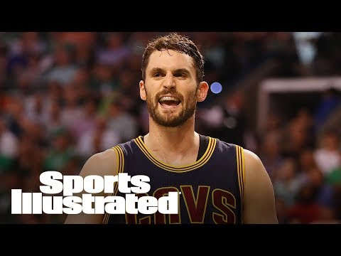 Is It Time For Cavaliers To Finally Move Away From Kevin Love? | SI NOW | Sports Illustrated