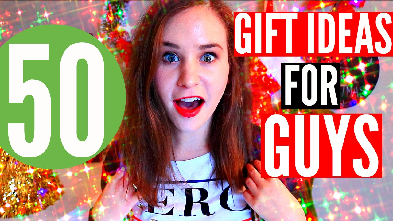 50 christmas gift ideas for him boyfriend dad holiday gift guide 2015 youtube
