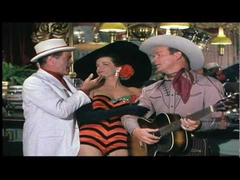 ROY ROGERS & BOB HOPE - BUTTONS AND BOWS