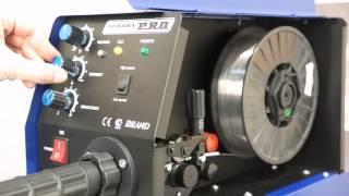 Обзор сварочных полуавтоматов AuroraPRO OVERMAN 160 и 200