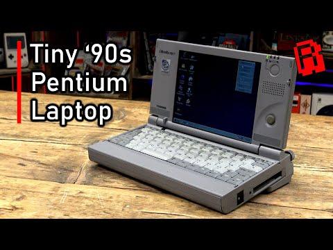Retro Tech Nibble: Tiny Pentium PC From The '90s