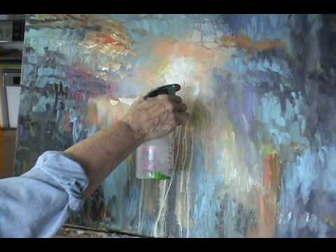 acrylic abstract painting no 111 youtube