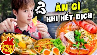 Tổng Hợp Top 10 Món Ngập Topping Cực Phẩm Ở Sài Gòn (Hàu Né, Bánh Mì Chảo, Phá Lấu,.)   Food Tour