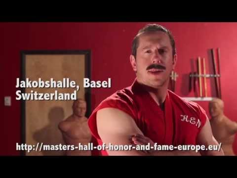 Master Hall of Honor and Fame Europe 2015 - Teaser by Master Ken