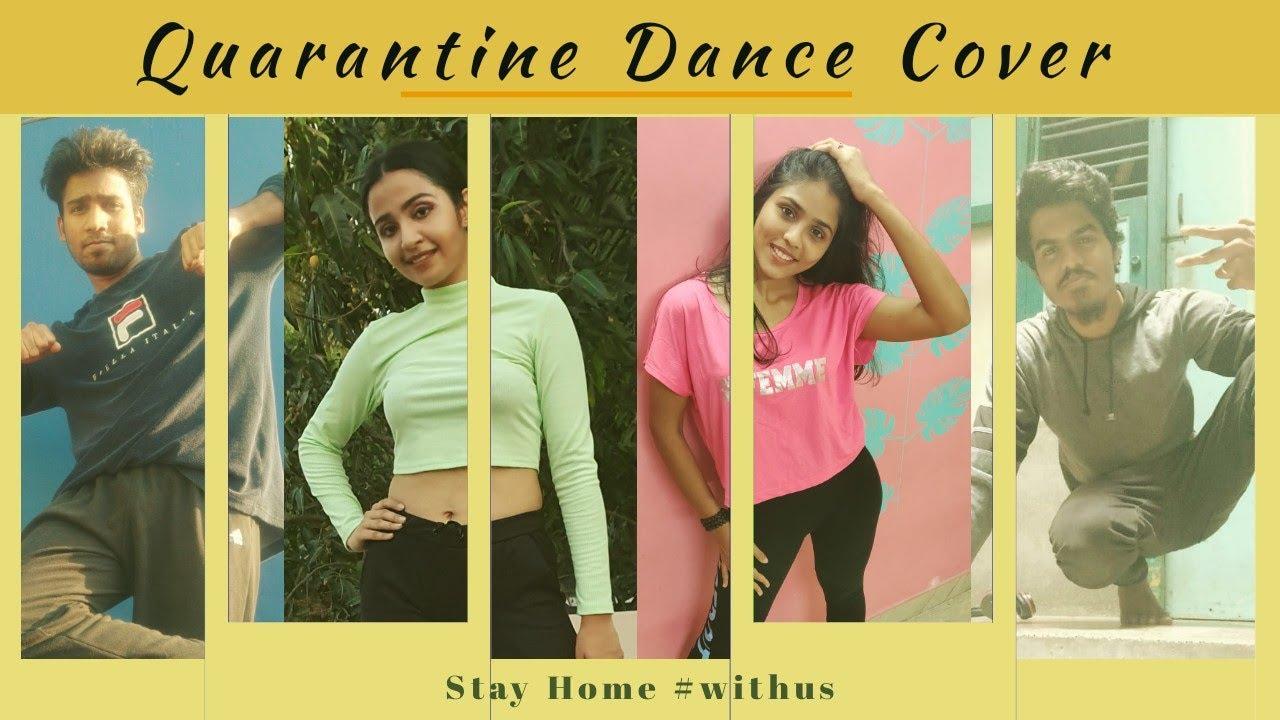 Download Quarantine Dance | #StayHome #WithMe | Unakkum Enakkum Anandam | Dance Rangers | Hip Hop Routine