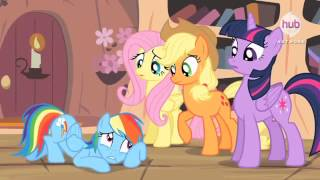 My Little Pony Friendship is Magic Season 4 Episode 7 Bats! Preview 1