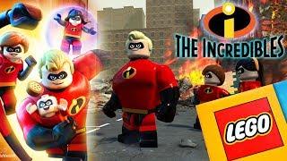 СТРИМ по LEGO The Incredibles