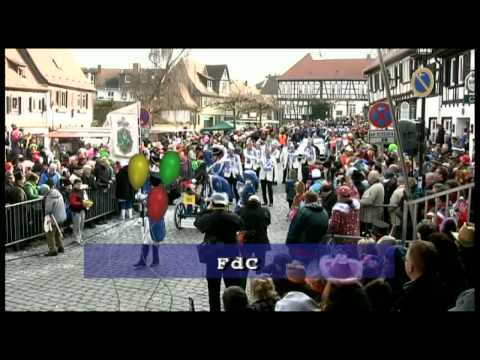Oberursel  Taunus Karnevalszug 2014