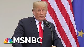 Donald Trump Takes Credit For Helping Farmers Hurt By His Own Trade War | The 11th Hour | MSNBC