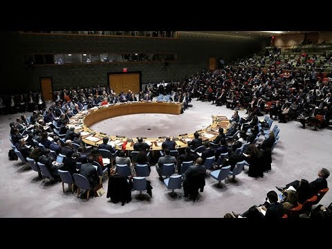 UNSC emergency meeting on Gaza situation