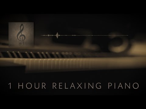 1 HOUR RELAXING PIANO  Studying and Relaxation  Jacobs Piano