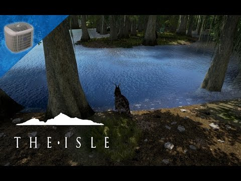 Arriving At The Swamp (The Isle Gameplay) [S2 Ep 41]