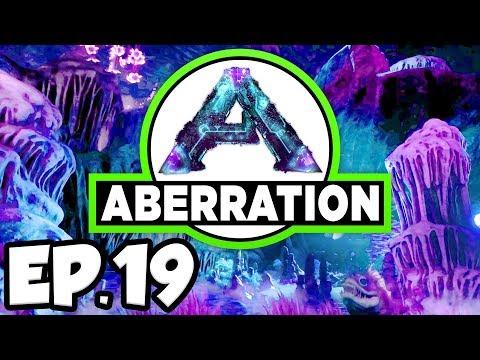 ARK: Aberration Ep.19 - ROCK DRAKE & NAMELESS ENCOUNTER, NEW DINOSAURS!! (Modded Dinosaurs Gameplay)