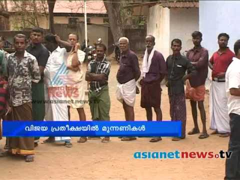 Kerala Election 2014: Palakkad candidates after election